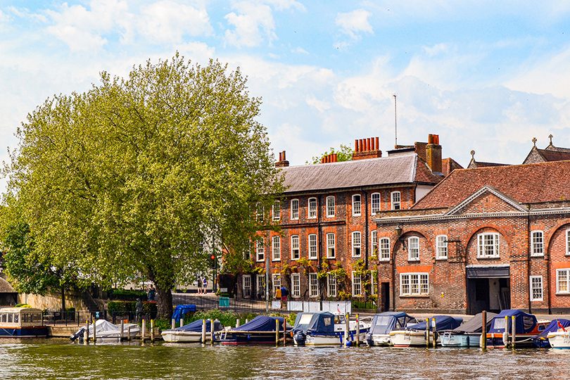 The Relais Henley is the latest project from Grace Leo