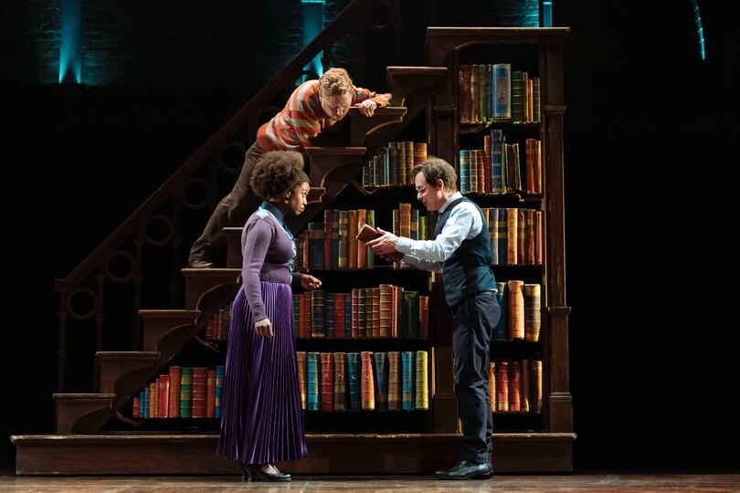 Harry Potter and the Cursed Child play returns in October with tickets more accessible to agents (Credit: Manuel Harlan)