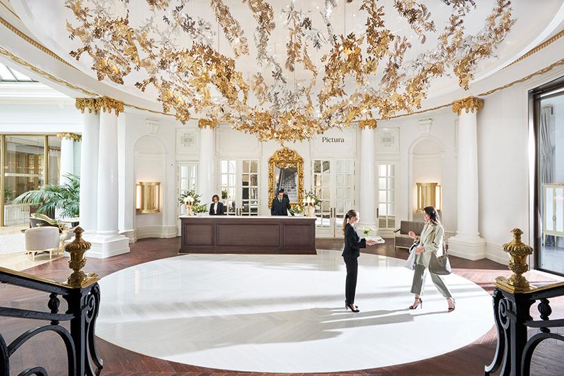 Exploring the new Mandarin Oriental Ritz, Madrid