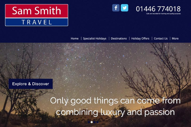 Sam Smith Travel ceases trading as Atol holder