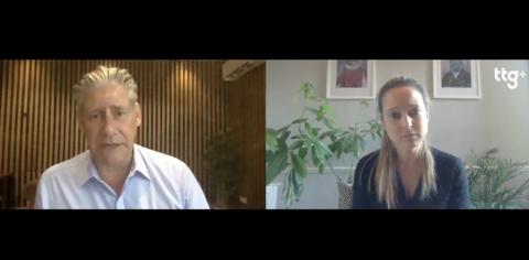 TTG+ Agenda 2021: Johan Lundgren: How to survive another summer of uncertainty