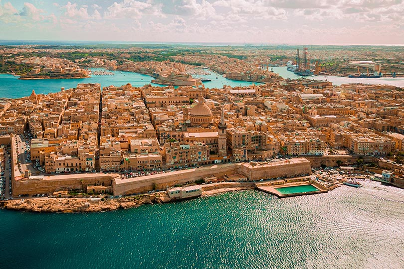Why Malta is a great choice for your client's next holiday
