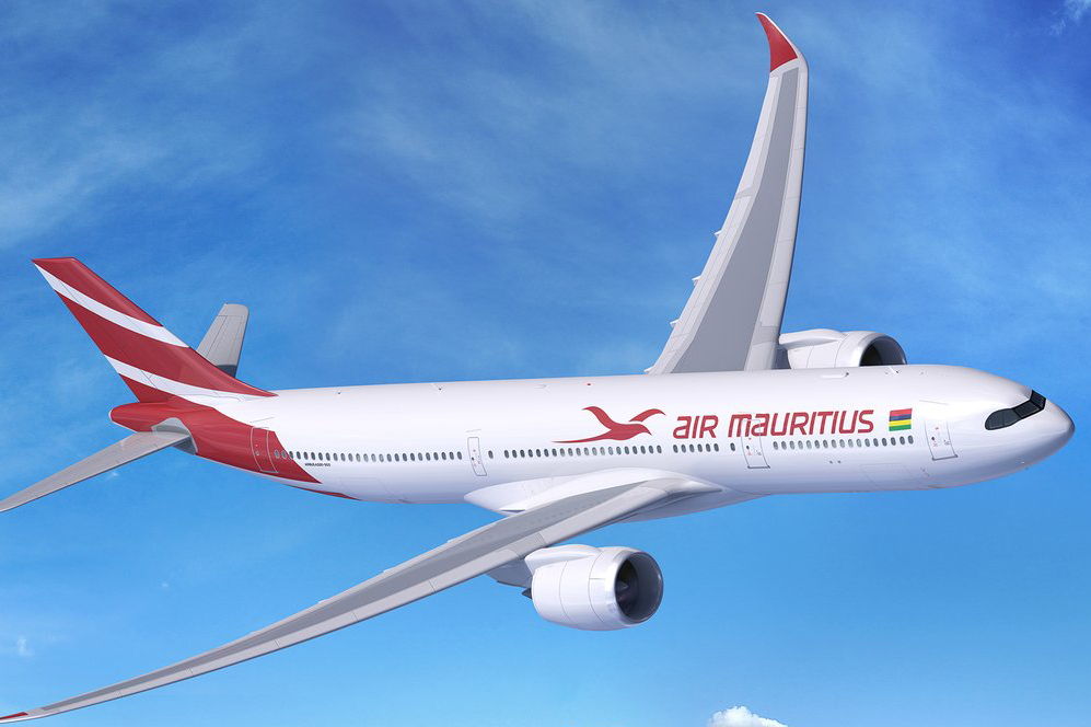 Air Mauritius will use its new Airbus A330-neo on the London route