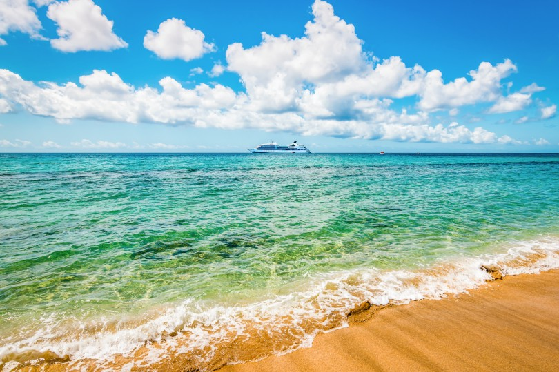 Agents hail lifting of cruise ban 'a useful sales tool'