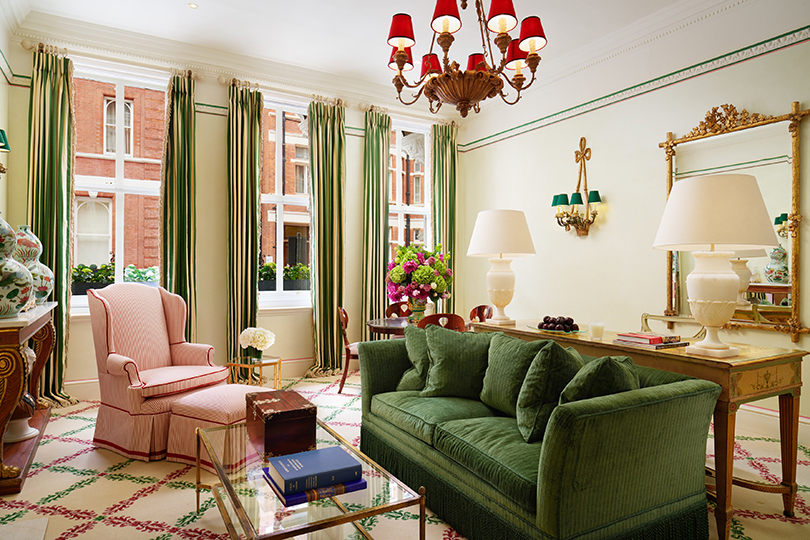 The Kensington Palace Residence is one option at the hotel
