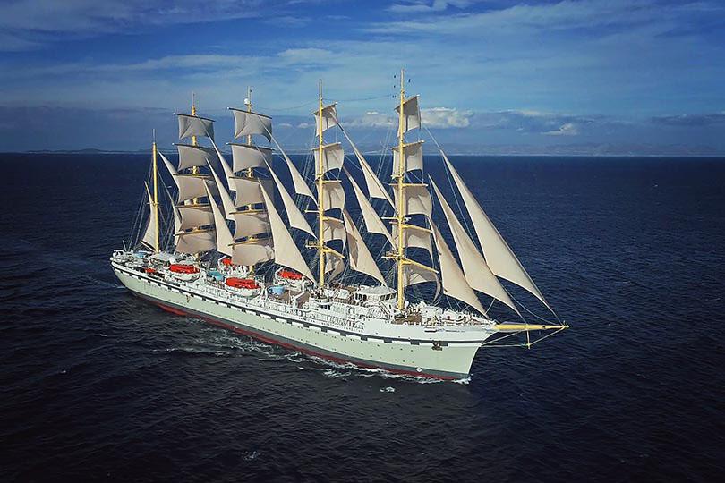 Embarking on a sailing adventure with Golden Horizon