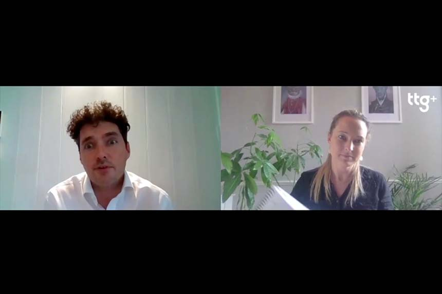 TTG+ Agenda 2021: The Big Interview... with Huw Merriman, chair of the Transport Select Committee