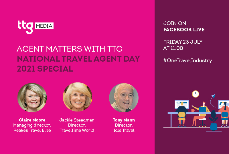Video: Agent Matters returns for National Travel Agent Day special – on-demand now