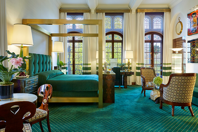 The Hermes Suite at The Milestone in London