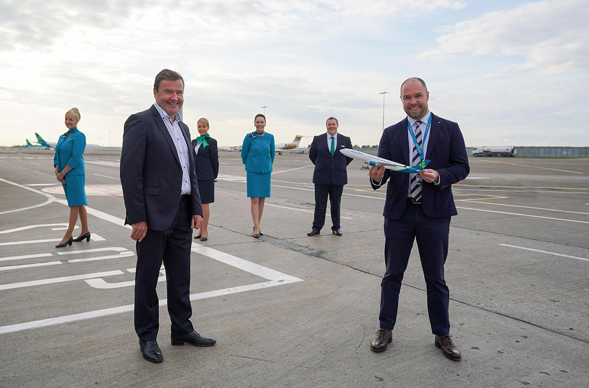 Aer Lingus seals deal to provide regional connections