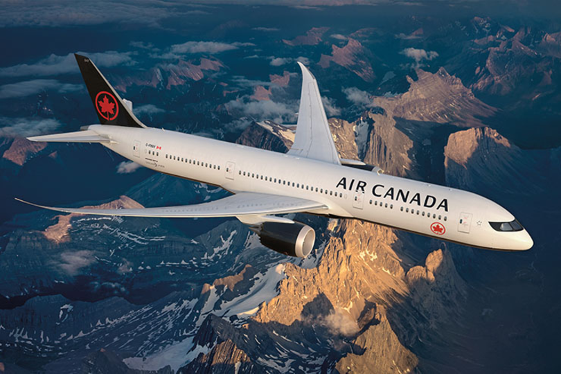 Air Canada resumes transatlantic routes