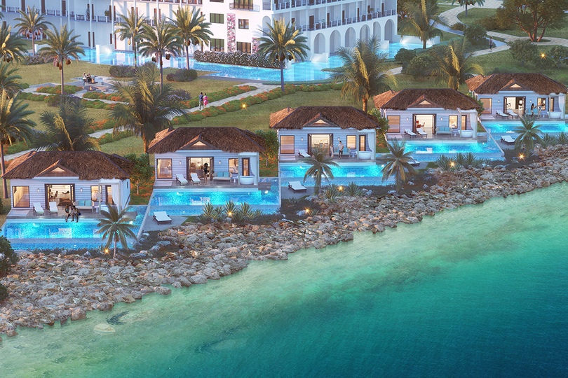 Sandals open bookings for its latest property
