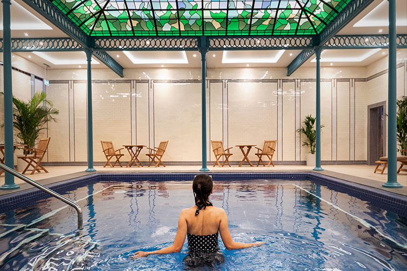 Three new spa options for a UK hotel break