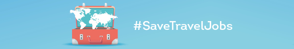 Download #SaveTravelJobs email header