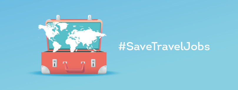 Download #SaveTravelJobs Facebook header