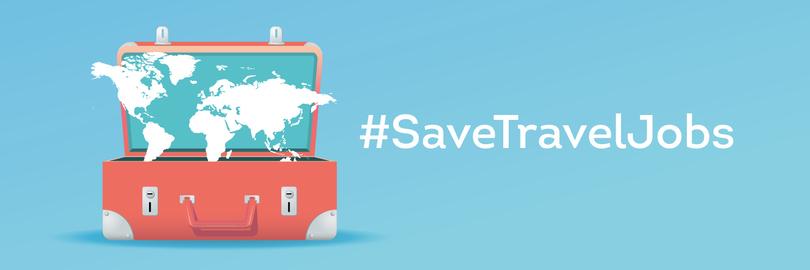 Download #SaveTravelJobs Twitter header