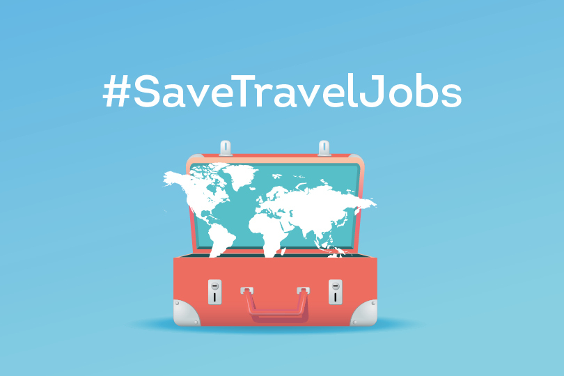 TTG launches new campaign to #SaveTravelJobs