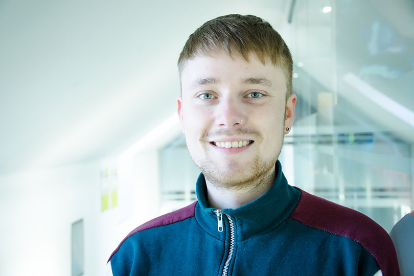 30 Under 30: Meet Luke Harris