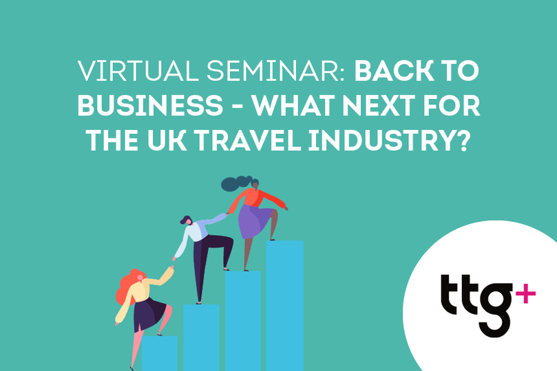 Speakers announced for TTG seminar: Back to business - what next for the UK travel industry?