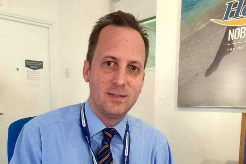 Agent Chris Neal regularly books trips to Malta for the same client who loves visiting the islands
