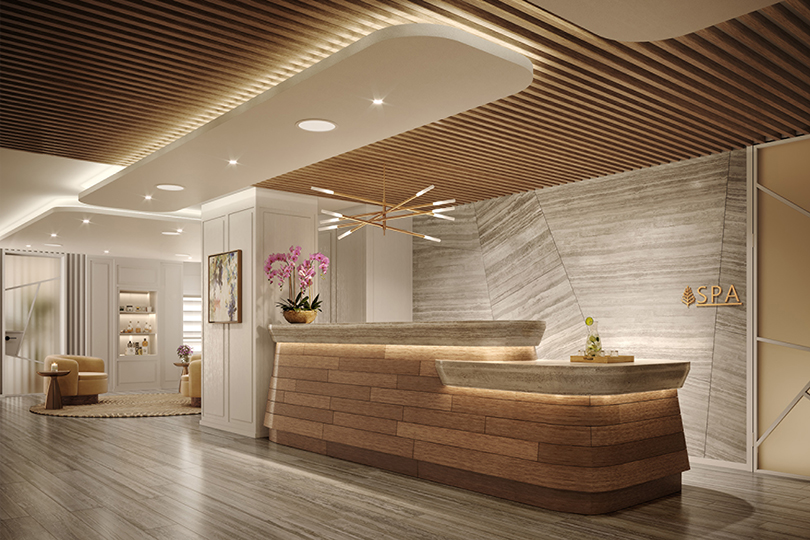 The Spa at Four Seasons Hotel New Orleans