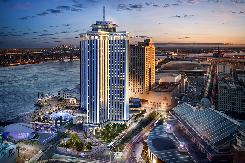 Four Seasons launches hotel in New Orleans