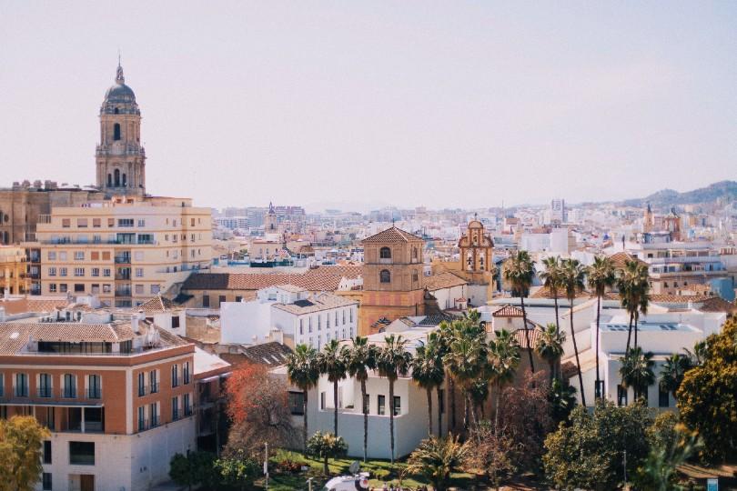 Blue Islands will operate three additional returns to Malaga in October (Credit: Jonas Denil/Unsplash)