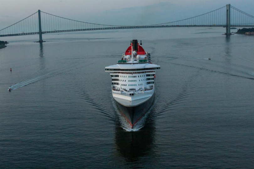 Cunard's Queen Mary 2 to dock in France ahead of return to service