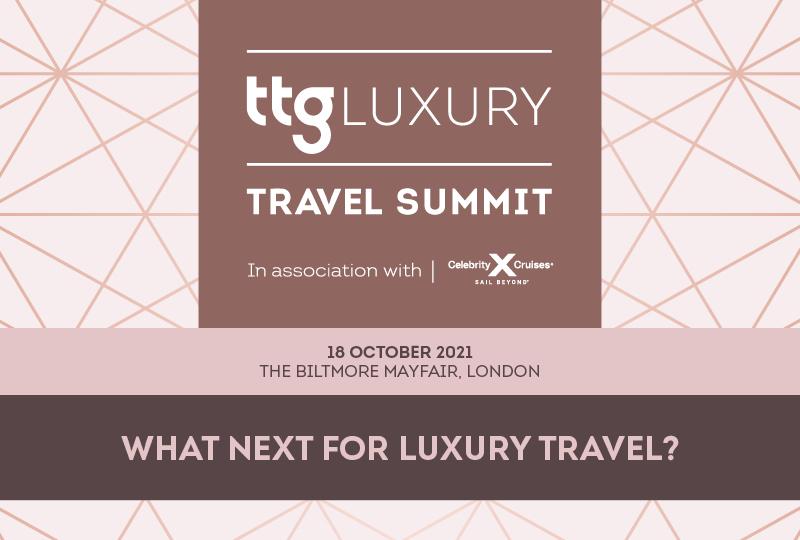 TTG Luxury conference to make live comeback