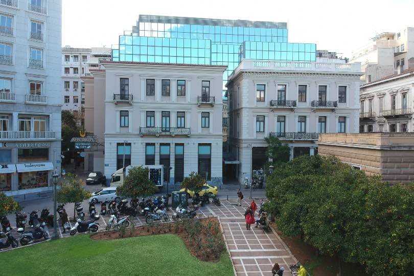 Restaurant chain to open first boutique hotel in Athens