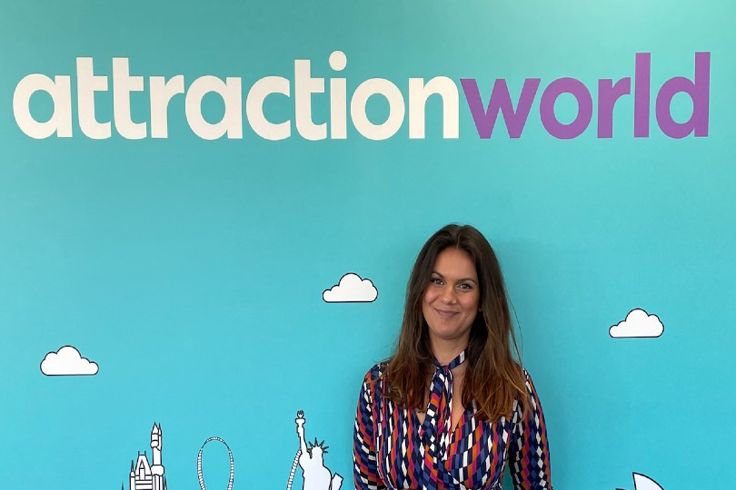 Attraction World appoints Ella Sopp as new head of business development