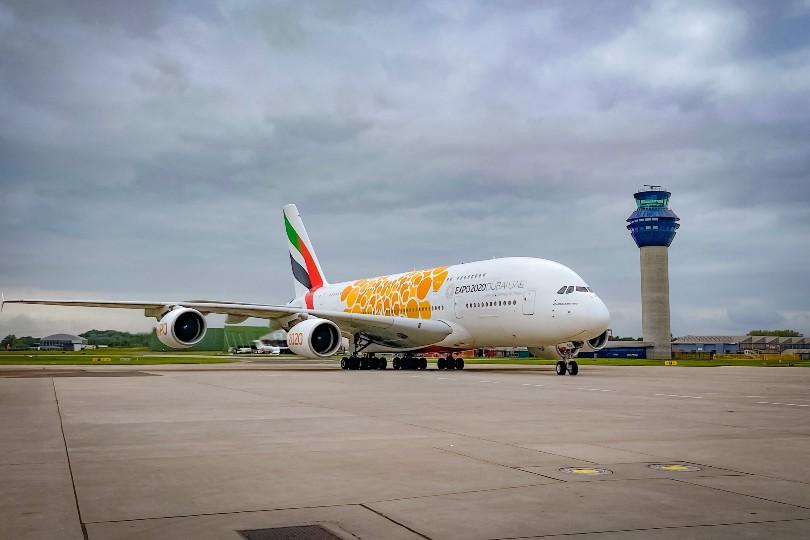 Emirates reintroduces A380 at Manchester as demand rebounds