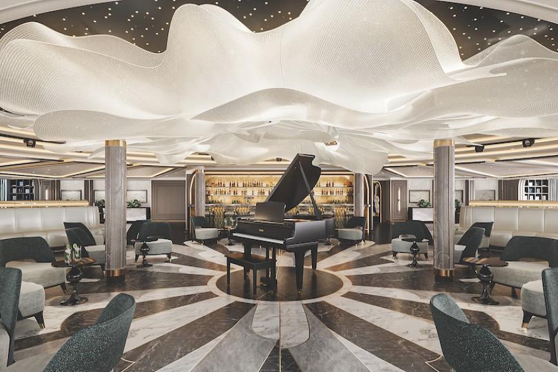 Grandeur's observation lounge