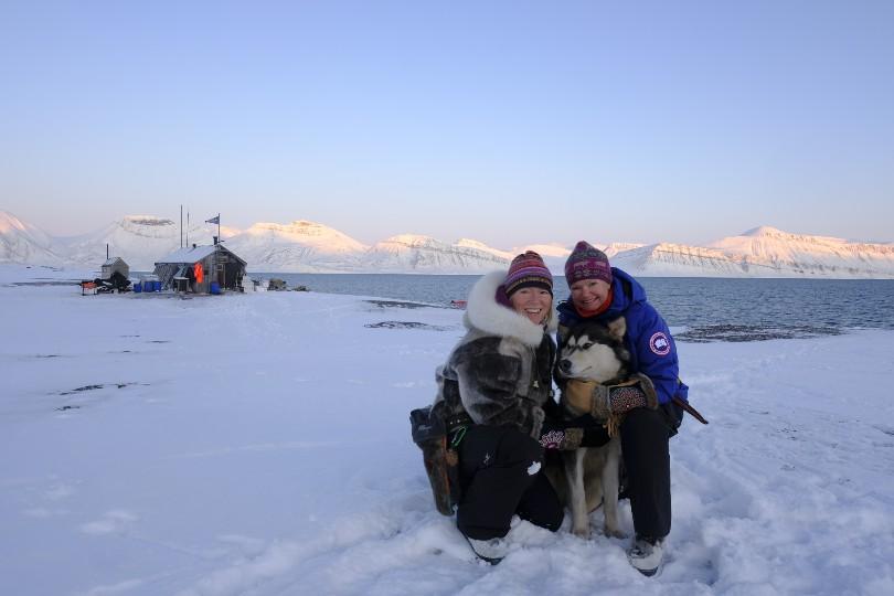 Hurtigruten reveals Fridtjof Nansen's godmothers