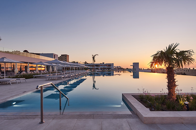 Life is grand: discovering Rhodes' latest luxury hotel