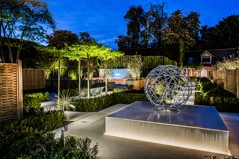 A separate Mews Suites area is set in peaceful gardens