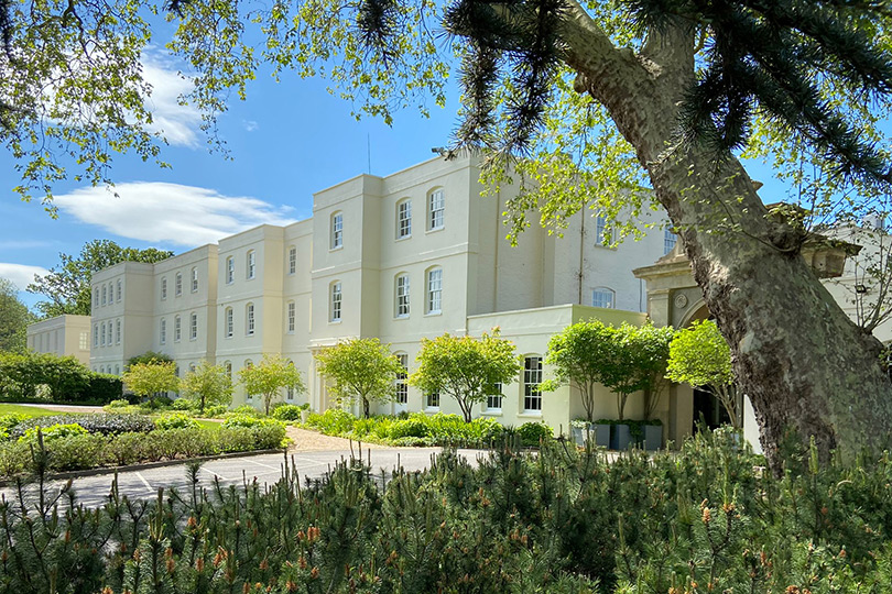 Sopwell House's origins go back to the 18th century