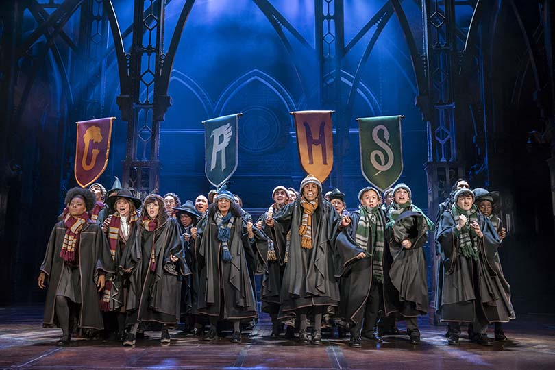 Magic up sales with the return of Harry Potter and the Cursed Child