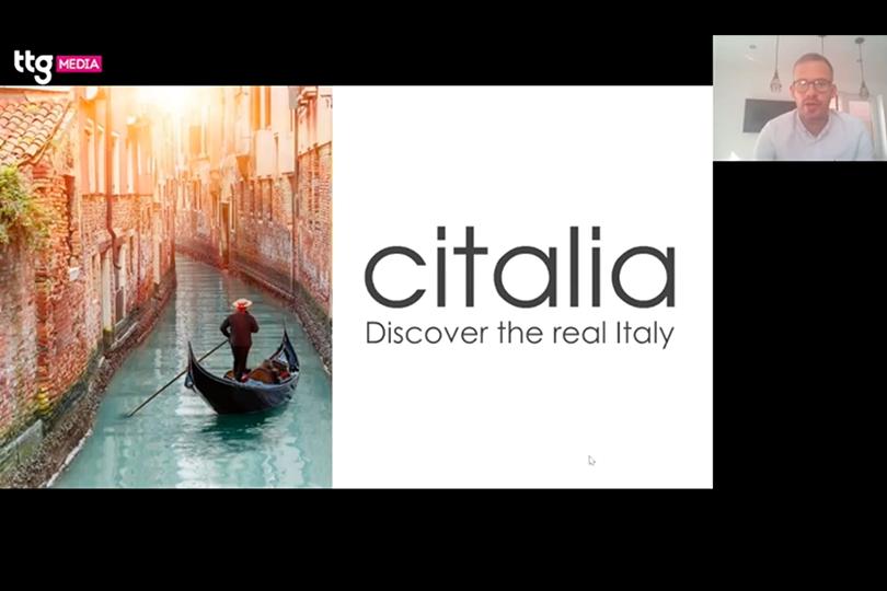 Travel Industry Training by TTG: Citalia