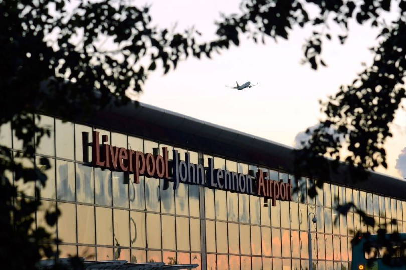 Liverpool airport opens rapid PCR testing facility