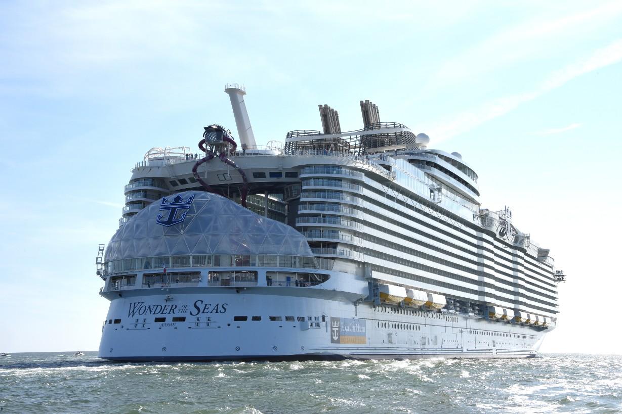 Royal's Wonder of the Seas to sail Europe next summer
