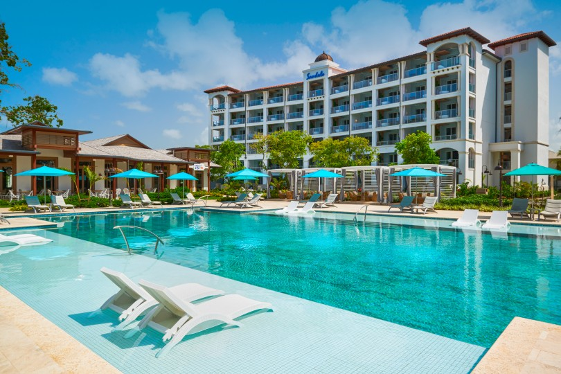 Sandals offers replacement stays for guests impacted by Covid