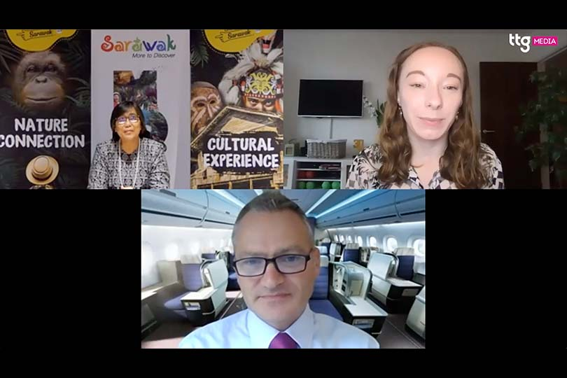 Webinar: Selling Sarawak with Malaysia Airlines