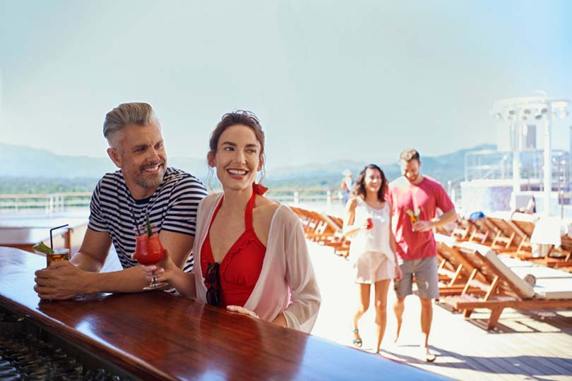 Win 1 of 5 balcony staterooms on a Cunard voyage