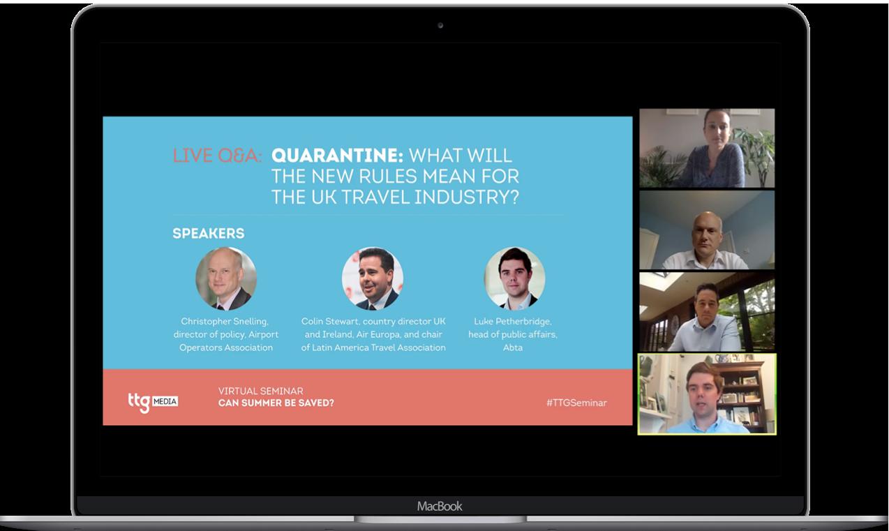 Can Summer Be Saved seminar screenshot