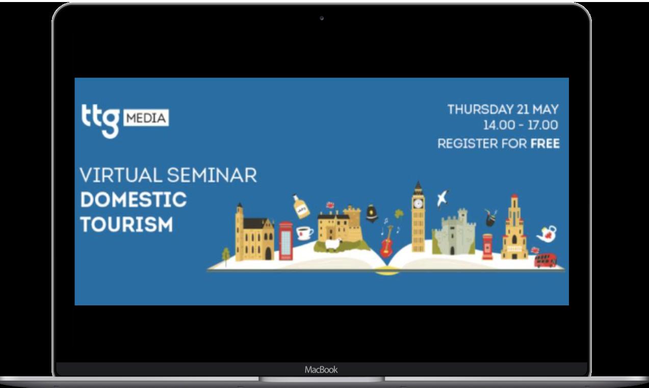 Domestic Tourism seminar screenshot