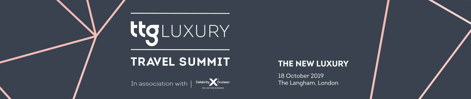TTG Luxury Travel Summit 2019