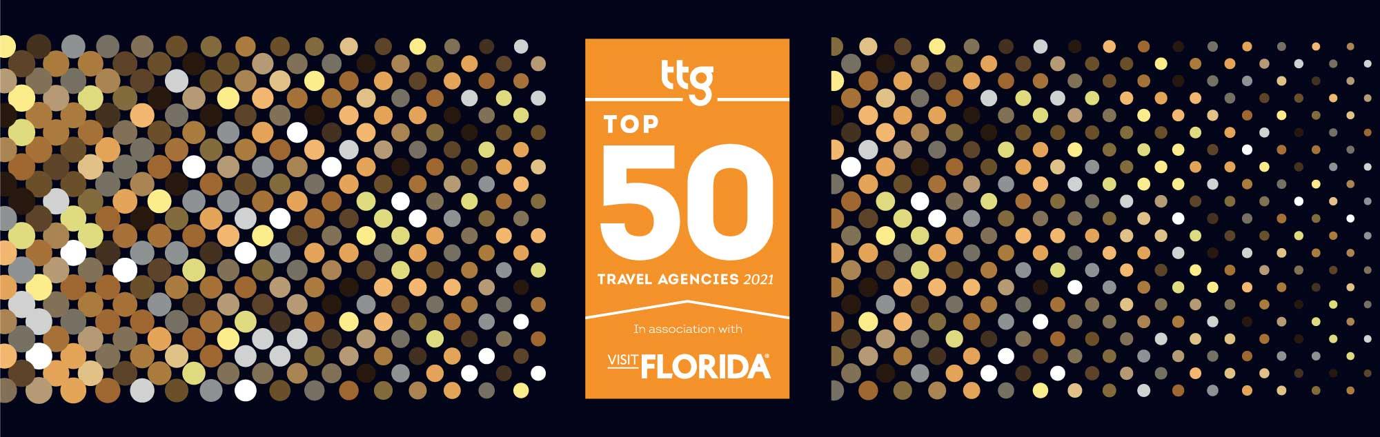 TTG Top 50 Travel Agencies 2021